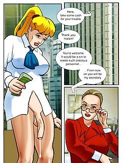 Shemale Cartoons Pics