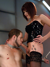 agree, british milf lara latex has threesome with young couple sorry, that has interfered